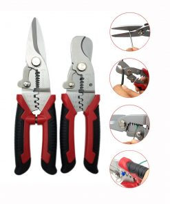 Electrical Multifunction Wire Crimping Stripper Cutter Pliers