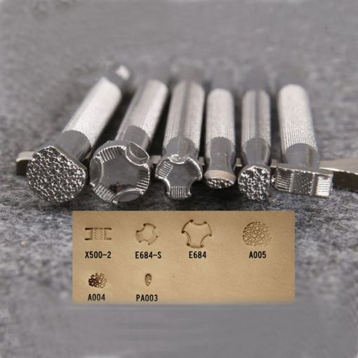 Alloy Leather Punch Stamps Printing Tool