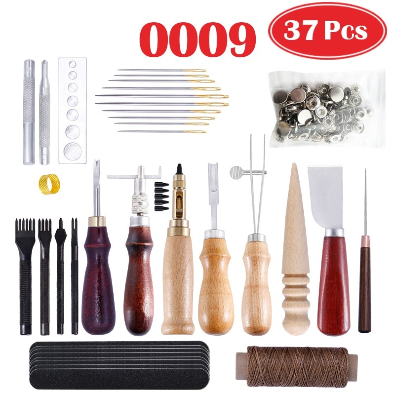 Quality Leather Craft Tool Kit