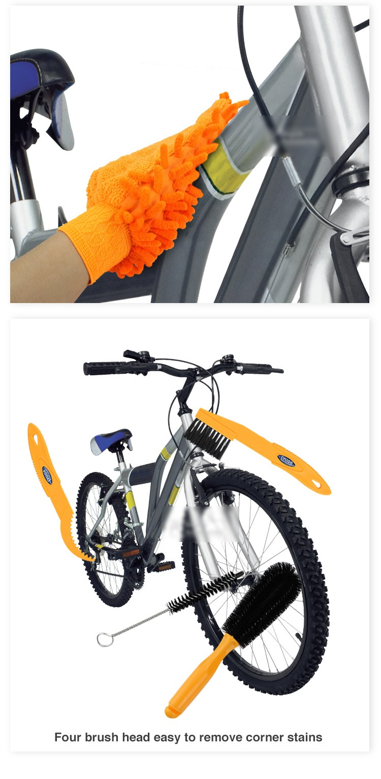 Bicycle Professional Maintenance Cleaning Kit