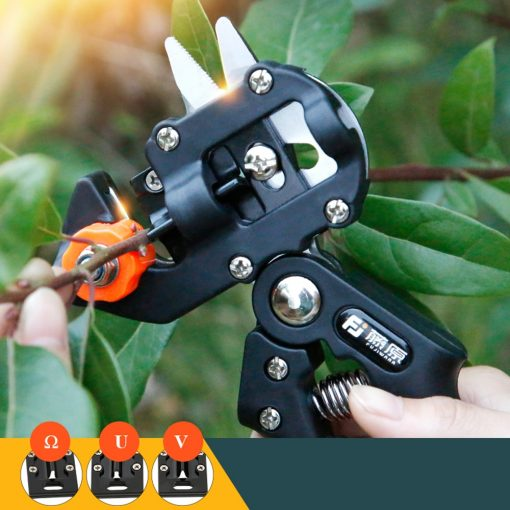 Multi Function Vaccination Bud Cutter Grafting Shears