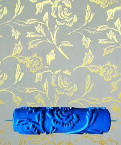3D Rubber Wall Decorative Paint Roller