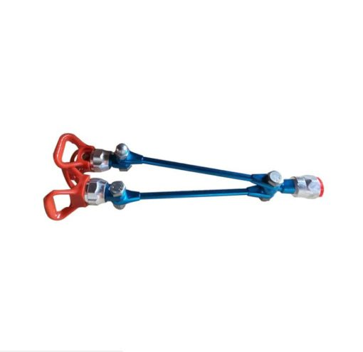 Professional Airless Paint Spray Gun with Extension Pole