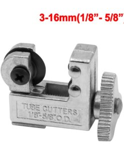 Mini 1/8'' - 5/8'' Copper Tube Cutter