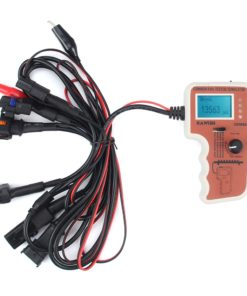 Digital Common Rail Pressure Tester and Simulator