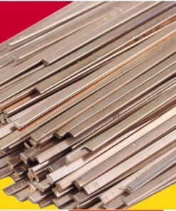 Special Flat Copper Electrode