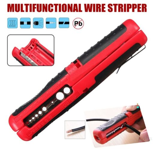 Quality Coaxial Cable Cutter Stripper Tool