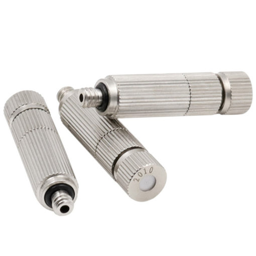 Low Pressure Fog Mist Nozzle with Filter Copper