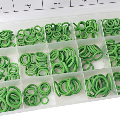 High Temperature Green Rubber O-ring Gasket