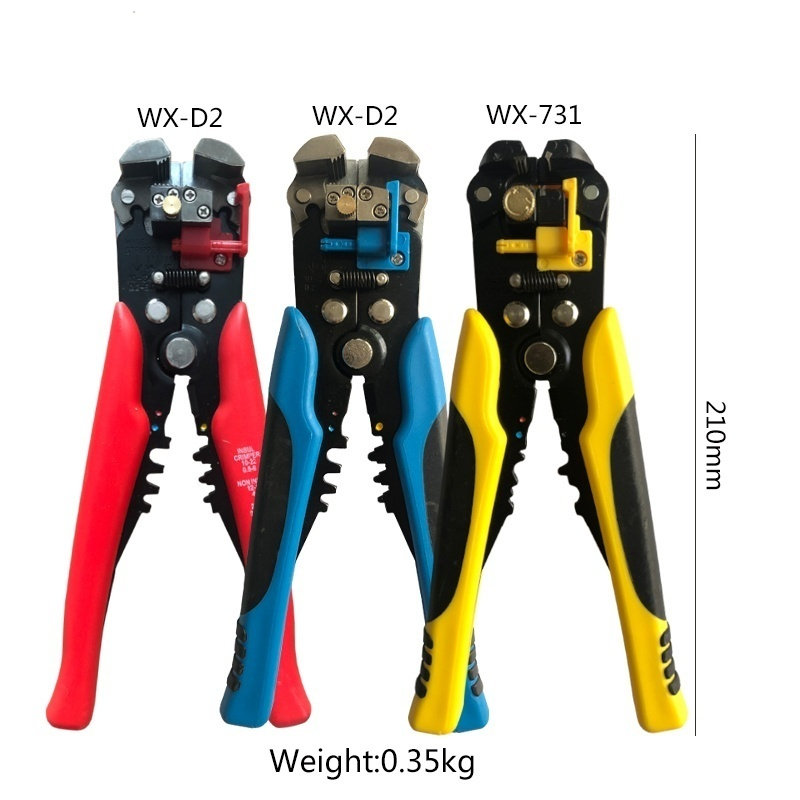 Multi-function Adjustable Length Wire Stripper