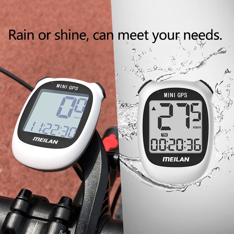 Bicycle Multi-function Mini M3 GPS Computer