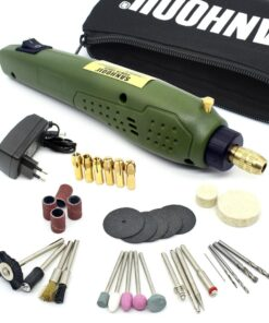 Electric Mini Engraver Drill with Accessories